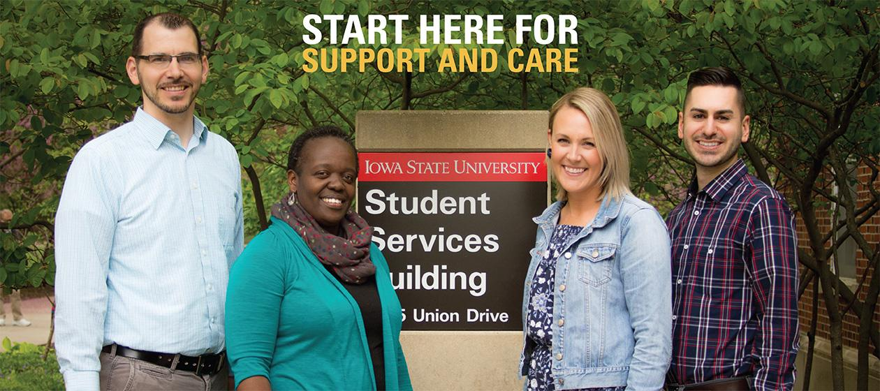 Start Here For Support And Care